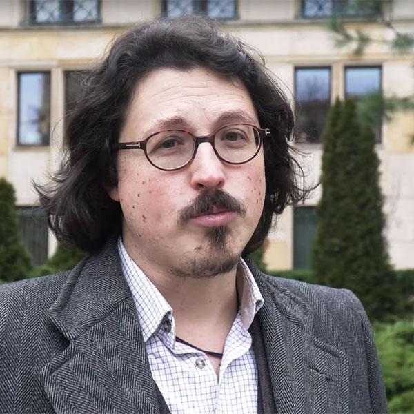 Prof David Engels